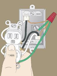 how to identify wiring diy Electrical Receptacle Wiring middle of run outlet electrical receptacle wiring diagram