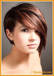 Short Hair Style With Bangs hairstyles with bangs female short haircut long bangs 6748 by wearticles.com