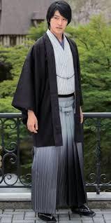 japanese dress kimono japon pinterest japanese, kimonos and Wedding Kimono Male handsome japanese men hakama google search wedding kimono for sale