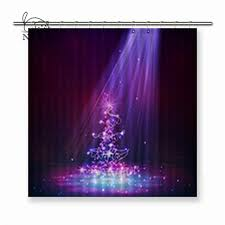 nyaa tree from light background polyester fabric shower curtain for bathroom with hooks ping 49iy8