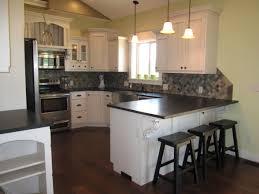 kitchen design white cabinets black appliances. Contemporary Kitchen White Cabinets Black Appliances Ornament - Home . Design O