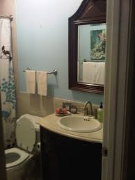 full size of bathroom elegant small bathroom paint color ideas dark brown cabinets white intended