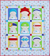 Nine Block Babies Pattern & Fabric Kit – Amy Bradley Designs