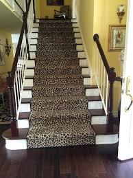 leopard runner rug animal print carpet rugs runners traditional staircase leopard runner area rug leopard stair
