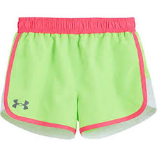 under armour shorts for girls. under armour girls toddler ua fast lane shorts for