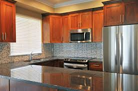 How To Choose Wood Floors With Cherry Kitchen Cabinets Home Guides