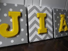 decorative wooden letters for walls astounding wall canvas letters nursery decor wooden wall 16