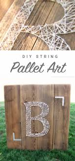 Diy String Art 40 Insanely Creative String Art Projects Diy Projects For Teens