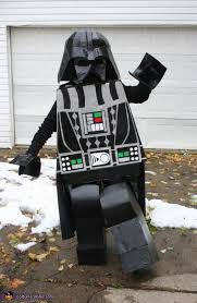 diy lego costume lego darth vader costume