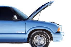 2005 Chevy Blazer Hood QuickLIFT