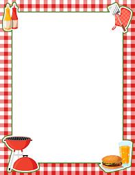 chef border clip art. Delighful Border Png Chef Clipart Border Printable Bbq Free Gif Throughout Border Clip Art