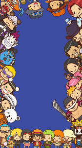 Chibi One Piece Backgrounds - Wallpaper ...