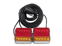 Tractor Supply Magnetic Trailer Lights Magnetic Led Trailer Board Light Kit 12 Metre Cable Amazon