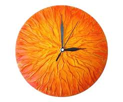 Small Picture Best 10 Orange clocks ideas on Pinterest Orange c Blood orange