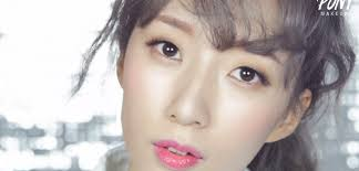 korean makeup for monolids tutorial by pony make up eng sub