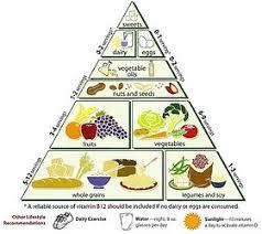 Food Pyramid Project Vegetarian Diet Pyramid Wikipedia