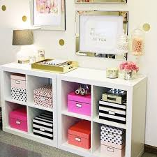 creating a small home office. 11 Storage-boxes Source Stylecaster.com Creating A Small Home Office