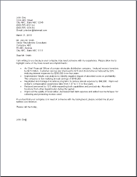 51 Impressive Finance Intern Cover Letter Template Free