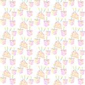 cake pattern wallpaper. Delighful Pattern Birthday Cake Mini Throughout Cake Pattern Wallpaper C