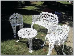 idea antique wrought iron patio furniture or antique white wrought iron patio furniture 28 vintage wrought