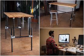 living dazzling make your own standing desk 29 diy sit stand project 994x400 good looking