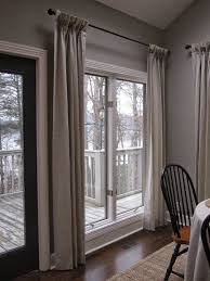 ... home office : Window Treatment Ideas For French Doors Cabin Entry  Industrial Compact Garden Landscape Contractors ...