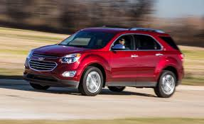 2016 Chevrolet Equinox 2.4L AWD Test – Review – Car and Driver