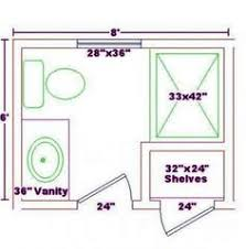 Master Bathroom Floor Plans Designs: Master Bathroom Floor Plans Shower Only