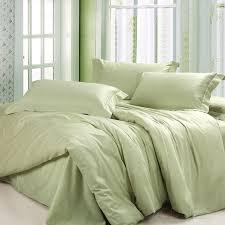 image of duvet cover queen green