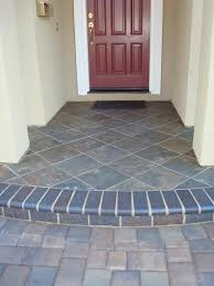 31 tile patio ideas 26 awesome stone patio designs for your home outdoor tile for front