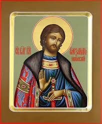 Житие святого благоверного князя Александра Невского Александр Невский Галерея икон Щигры