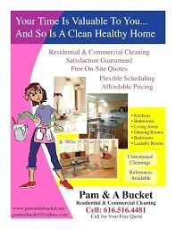 Cleaning Advertising Ideas House Cleaning Idea Nimlog Co