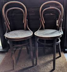 bentwood bistro chair. 24 Thonet Bistro Bentwood Chairs. Chair