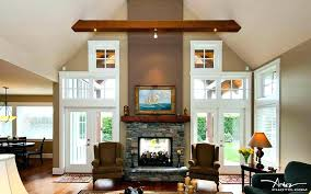 double sided fireplace two indoor outdoor gas best ideas on plans