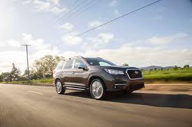 2019 Subaru Color Chart 2019 Subaru Ascent Review Ratings Specs Prices And