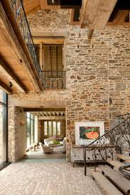 Interior Stone Design Ideas Brick And Stone Wall Ideas For A House 17 Best Ideas About