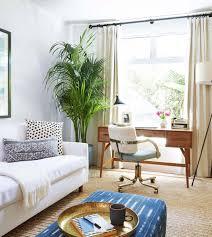 Modern Bohemian Home Office - Emily Henderson