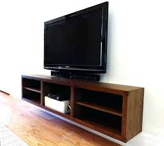 floating tv walnut entrance cabinet and floating console modern living room floating tv wall unit uk