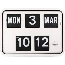 jadco mq17 mains powered calendar clock