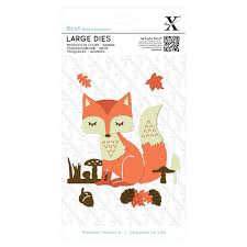 Xcut Dinky Dies Leaf Die Cut Stencil Embossing Schablonen
