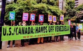 Image result for hands off venezuela