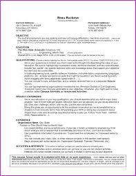 Resume Resume Format For Civil Engineer