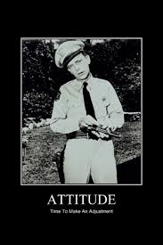 Barney Fife Quotes Beauteous ATTITUDE Barney Fife Quotes Thoughts Pinterest Barney