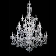 schonbek 3610 sterling crystal 25 light up lighting 3 tier inside most recently released 3 tier