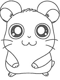 Cute Hamster Coloring Pages Cute Kids Coloring Pages Coloring Pages