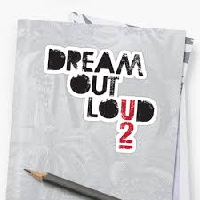 Dream Out Loud Sticker