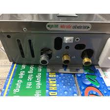 Máy nước nóng Pansy Eco 10l dùng gas tại Thanh Hóa
