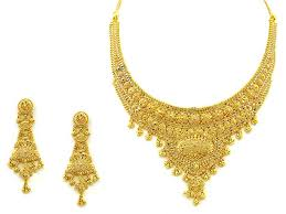 gold necklace indian bridal jewelry