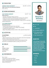 Professional Resumecv Templates Topcv Me Impressiv Impressive Resume  Templates Template Medium ...