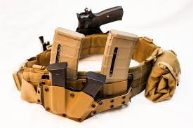 Kydex Magazine Holder Battle belt and Kydex Tactical Rig and personal weapons system 64